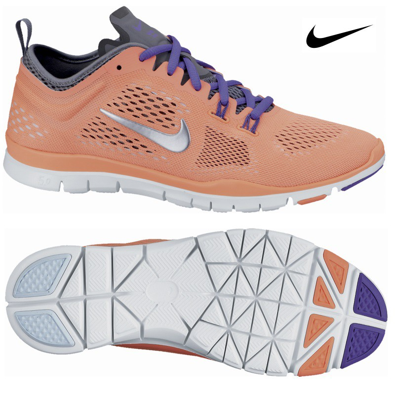 Nike Free 5.0 Damen Lila