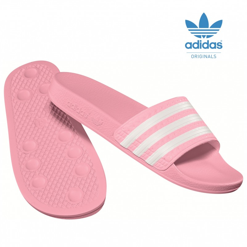 adidas originals adilette j schuhe adiletten. Black Bedroom Furniture Sets. Home Design Ideas