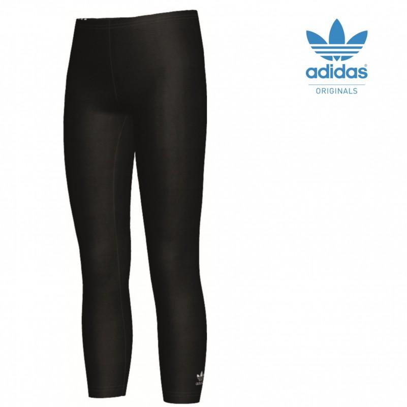 adidas originals leggings leggings j kids kinder schwarz. Black Bedroom Furniture Sets. Home Design Ideas